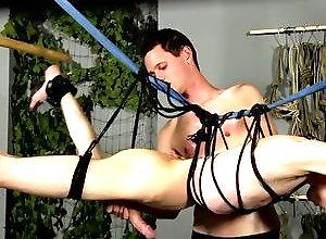 Gay,Gay Bondage,Gay Domination,Gay Fetish,Gay Twink,Gay Slave,Gay BDSM,aaron aurora,aiden jason,handjob,twinks,british,cock and ball torture,domination,bondage,bdsm,slave,fetish,gay,gay porn Jerked And...