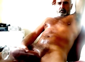 thick-cock-daddy;big-cock,Solo Male;Big Dick;Gay Thick cock daddy