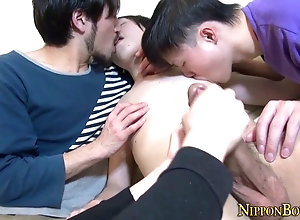 blowjob,foursome,handjob japanese twink...