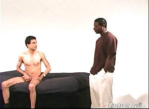 big cock,blowjob,hardcore,black,ebony,gay Amateur dude gets...