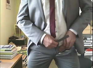 jerking,with,gay,suit,gay Jerking With Suit