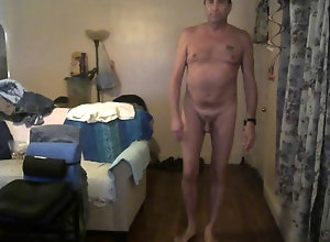 amateur,old,fat,posing Showing his cock...