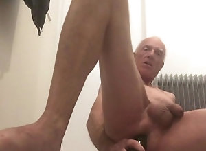 zucchini-fuck;sissy-anal;anal-taker;faggot;daddy-wide-open-ass;vegetable-insertion,Daddy;Solo Male;Gay;Verified Amateurs My asshole open
