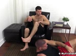 foot-worship;male-feet;foot-fetish,Fetish;Gay MFF - Cole's...
