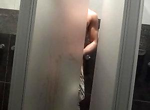 spy;spycam;shower;locker-room;hidden-cam;spy-cam,Gay;Straight Guys;Public Bearded Hunk Gym...