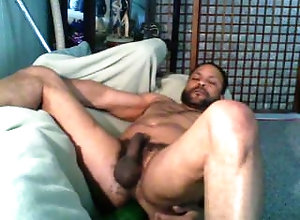 big-ass-anal;male-anal;ebony-anal;ebony-solo,Fetish;Solo Male;Gay Stretching my...