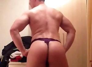 sissy;aj;sissyintraining93;gym;muscle;dancing;twerk;gay;cock,Gay;Straight Guys AJ...