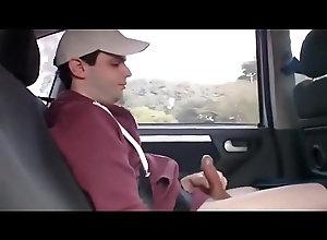 hot,sexy,masturbation,gay,boy,taxi,gay Batendo uma no taxi