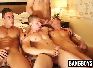 hardcore,gay,group,horny,sex Five horny jocks...