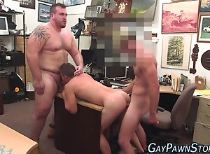 blowjob,hardcore,hunk,muscle amateur gets spit...
