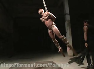 30minutesoftorment.com;kinky;fetish;torment;pain;punish;tease;whip;chains;bondage;rope;suspension;bound;tied;flogging;muscle,Muscle;Fetish;Gay Muscled Hunk...