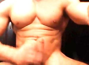 webcam;muscle;bodybuilder;pov,Muscle;Solo Male;Gay;Webcam Skywalker00...