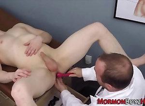 cumshot,toy Mormon bishop...