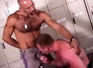Gay,Gay Bear,Gay Muscled,Gay Blowjob,Gay Daddy,gay,bear,muscled,blowjob,daddies,men,uniform,prison,locker room,gay porn Buffed Gays...