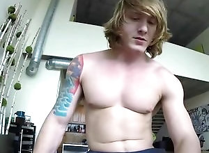 Gay,Gay Muscled,gay,muscled,tattoo,pov,handjob,blowjob,balls sucking,underwear,long hair,short hair,young men,gay porn Wake Up Hard