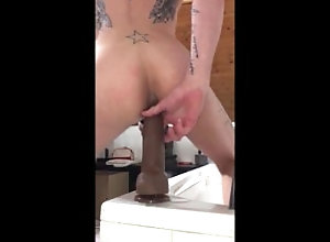 adult-toys;ass-fuck;gay;dildo;huge-dildo;spread-ass;gay-solo;twink;monster-dildo;anal-plug;butthole;ass;slut;bottom;bitch,Solo Male;Gay DILDO FUN  TUMBLR...