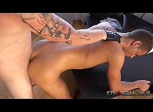 cumshot,blowjob,gay,twink,bareback,gay Str8Hell - Tom...