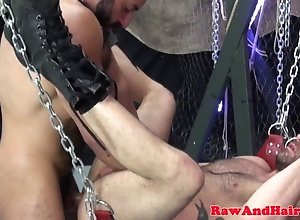 blowjob,fucking,bear,toy,leather Leather hairy...