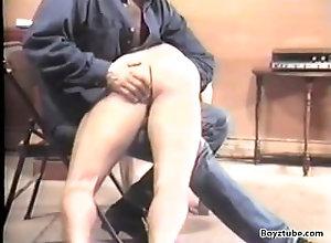spanking;otk;punishment;discipline,Fetish;Gay;Vintage Studio 7 - The...
