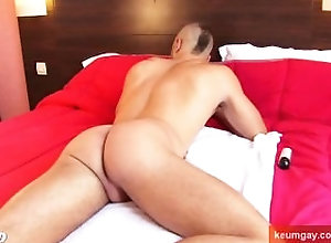 keumgay;massage;gay;hunk;jerking-off;huge-cock;dick;straight-guy;serviced;muscle;cock;get-wanked;wank,Massage;Muscle;Gay William's...