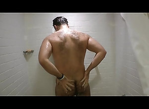 cum,hairy,gay,wanking,no,hands,gay Hairy guy no...