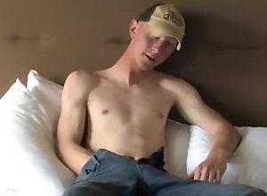 Gay,Gay Twink,Gay Masturbation Solo,gay,solo masturbation,jeans,large dick,twink,bed Paul B