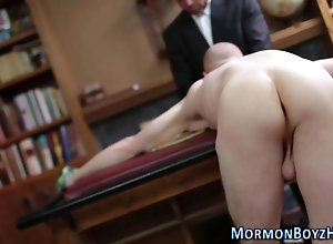 bondage,fetish,handjob,kinky,underwear Tied mormons ass...