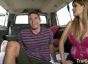 anal,fucking,sucking,car,riding Gay rides trick...