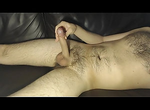 cumshot,cum,cock,handjob,gay,am,gay-masturbation,gay Working my cock,...