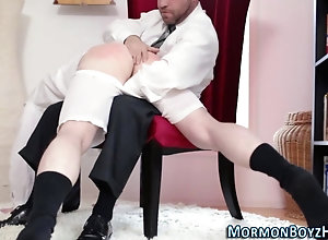 ass,hardcore,handjob,spanking Uniform bishop...