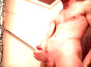 dripping;brendon-knox;hand;knoxxx;bathroom;phone;twink;shaved;abs;thick-dick;big-balls;canada;hungarian;masturbate,Amateur;Masturbation;Solo Male;Verified Amateurs cum down my hand