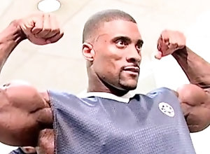 bodybuilder;arms;biceps;muscle;fitness;posing;flexing;ripped,Muscle;Gay;Hunks Bicep Flexing