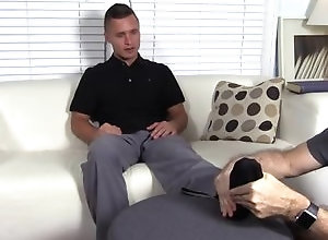 Gay,Gay Feet/Foot Fetish,tommy,worship,gay,feet/foot fetish,socks,men,young men,gay porn Tommy Makes...