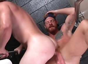 Gay,Gay Muscled,Drill My Hole,gay,muscled,condom,blowjob,tattoo,men,gay fuck gay,gay porn,bearded Swingers Part 2 -...