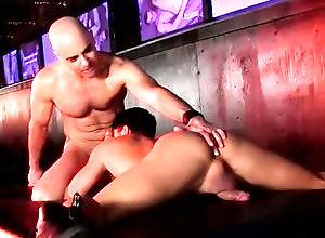 Gay,Gay Muscled,Gay Kissing,dominic pacifico,adam russo,pornstars,muscular,shaved head,short hair,ass play,doggy style,gay,kissing,blowjob,gay fuck gay,gay porn,ass fingering Anally Slammed By...