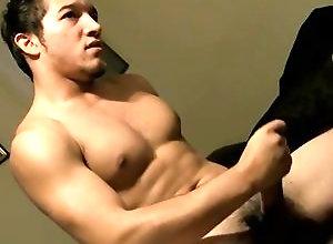 Gay,Gay Hunk,Gay Masturbation Solo,jizzy mcbone,solo,hairy,tattoo,masturbation,brown hair,average dick,short hair,young men,cum jerking off,in the bedroom,american,gay,hunk A Hard And Horny...