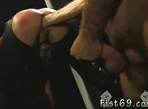 kissing;fisting;fist;hairy;tattoo;buttplay;leather-fetish;fetish;gay-porn,Black;Fetish;Gay Free gay boy on...