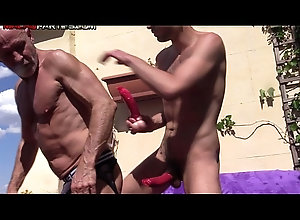 condom,gay,fist,trailer,red,daddie,gay MADRID KINKY trailer