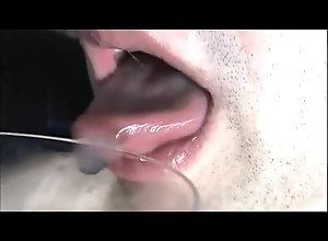 amateur,swallow,solo,gay,uncut,gay cum eating own load