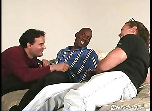 blowjob,hardcore,interracial,ebony,gay,threesome Middle aged kinky...