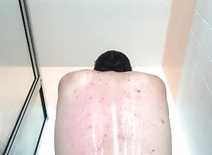 reality;cumshot;shower;shower-sex;shower-fuck;golden-shower;college-shower,Solo Male;Gay;College Shower Ass show...