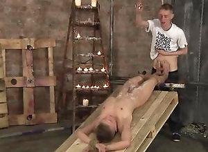 Gay,Gay Bondage,Gay Domination,Gay Fetish,Gay Twink,Gay BDSM,ashton bradley,chris jansen,bondage,fetish,domination,twinks,british,gay,handjob,bdsm,gay porn New Boy Used For...