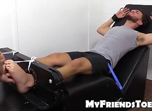 bondage,feet,fetish,kinky Silas gets...