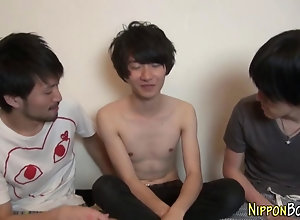 anal,hardcore,handjob,threesome Japanese twinks...