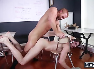 anal,fucking,sucking,office Jack Hunter flip...