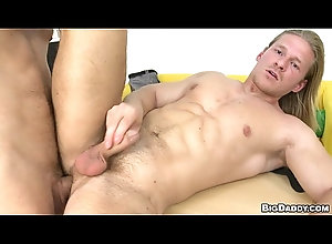 cumshot,blowjob,gay,casting,bodybuilder,muscle,bareback,gay Big Daddy - Cock...