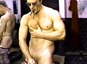 Gay,Gay Bear,Gay Muscled,Gay Masturbation Solo,gay,bear,men,underwear,gay solo masturbation,muscled Bodybuilder Cop...