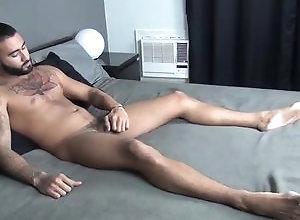 Gay,Gay Muscled,Gay Pornstar,gay,pornstars,muscled,bedroom sex,blowjob,tattoo,bearded,kissing nipples,kissing,gay porn,men Trit Tyler Blows...