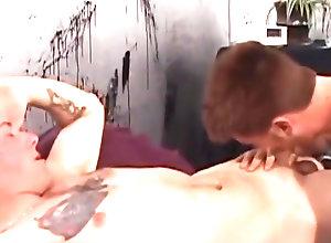 Gay,Gay Kissing,gay,kissing,blowjob,handjob,tattoo,gay porn Cory Woodall and...