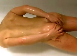 Gay,Gay Masturbation Solo,Gay Bath/Shower,Gay Twink,seth tyler,solo,tattoo,masturbation,blond hair,average dick,short hair,american,gay,twink,soaping,shower Sexy Seth Strokes...